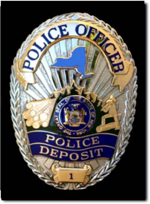 Collector Police Badges
