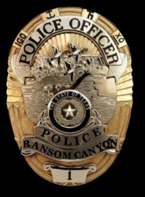 CONSTABLE Hanover Canada - Authentic Police Badge - Lawman Badge Company