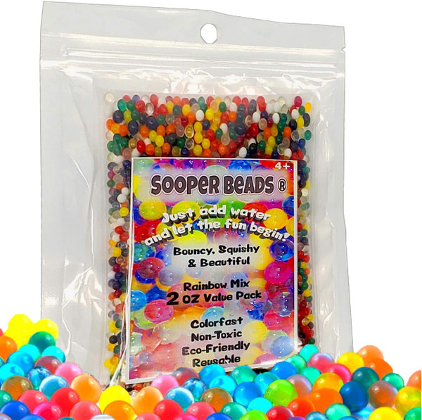 2 oz water beads by Sooperbeads