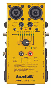 SoundLAB Universal Cable Tester 11 Type
