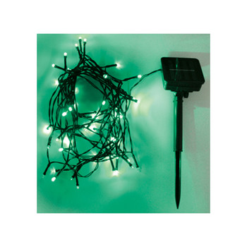 Eagle LED Solar Powered Outdoor String Lights 100 LEDs 10m Lunghezza [G606DG]