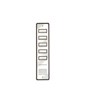 Bell 5 Way Door Entry Pannello frontale Electrovision SPA5