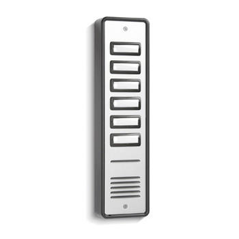 Bell 6 Way Door Entry Pannello frontale Electrovision SPA6