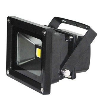 Faretto flood giallo da 20 W con LED colorato