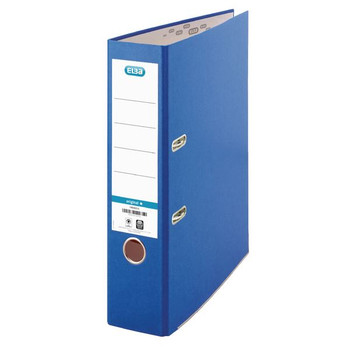 Elba A4 Blue Board Lever Arch File Pack of 10 B1045703