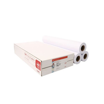 Canon Uncoated Standard Inkjet Paper 914mmx50m (Pack of 3) 97003448