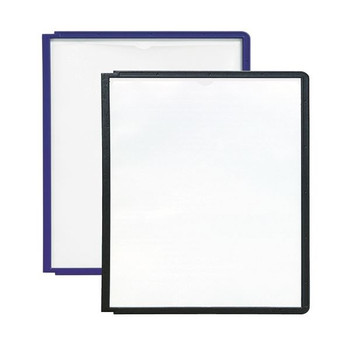 Durable Sherpa Black A4 Display Panel (Pack of 10) 5606-01