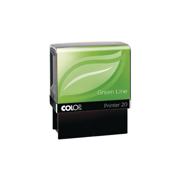 Timbro Word COLOP Green Line RICEVUTO GLP20REC