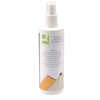 Q-Connect Whiteboard Surface Cleaner 250ml KF04552