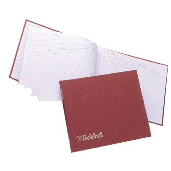 Guildhall Wages Book 149x203mm 18 Dipendente 202H 1610