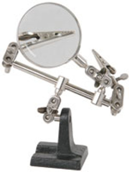 Helping Hand with Magnifier (710.165UK)