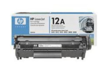 2000pages HP Q2612A nero Q2612-67901