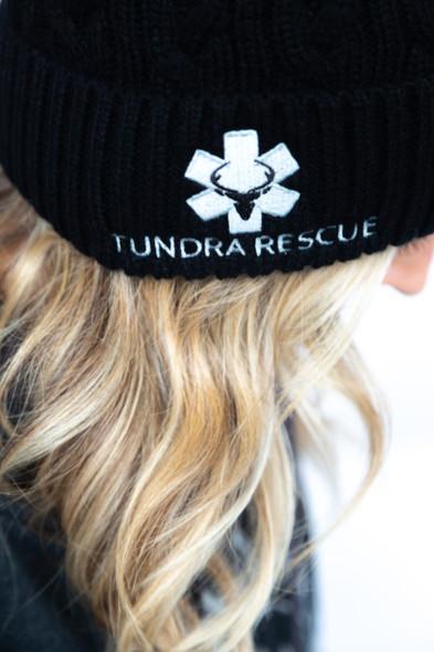 Tundra Rescue Pom Pom Toque