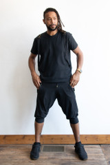 Damien Cropped Jogger
