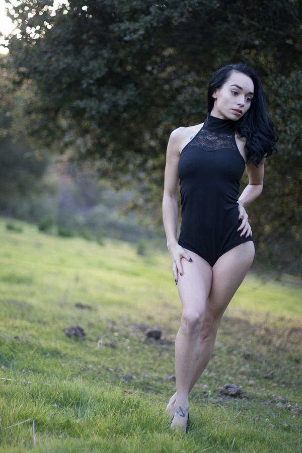 Sweetheart Bodysuit