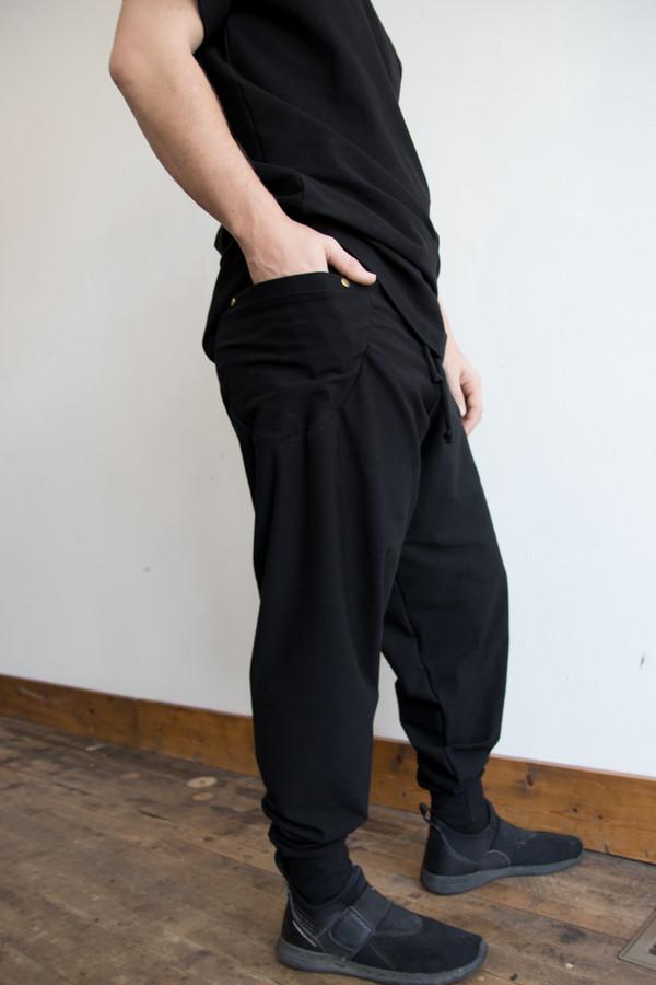 Side Pocket Joggers