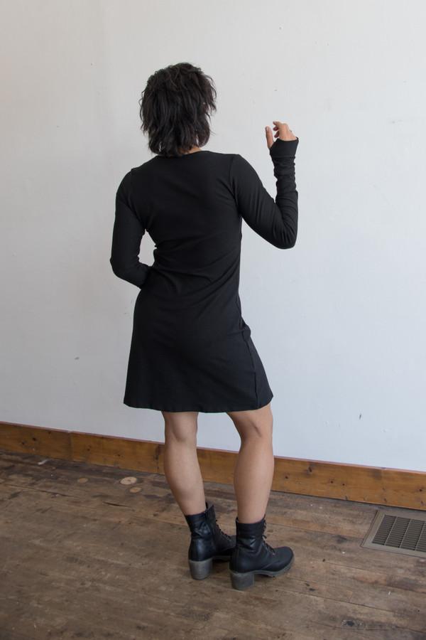 Snap Dress
