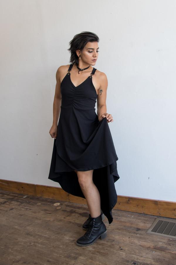 Buckle Dress