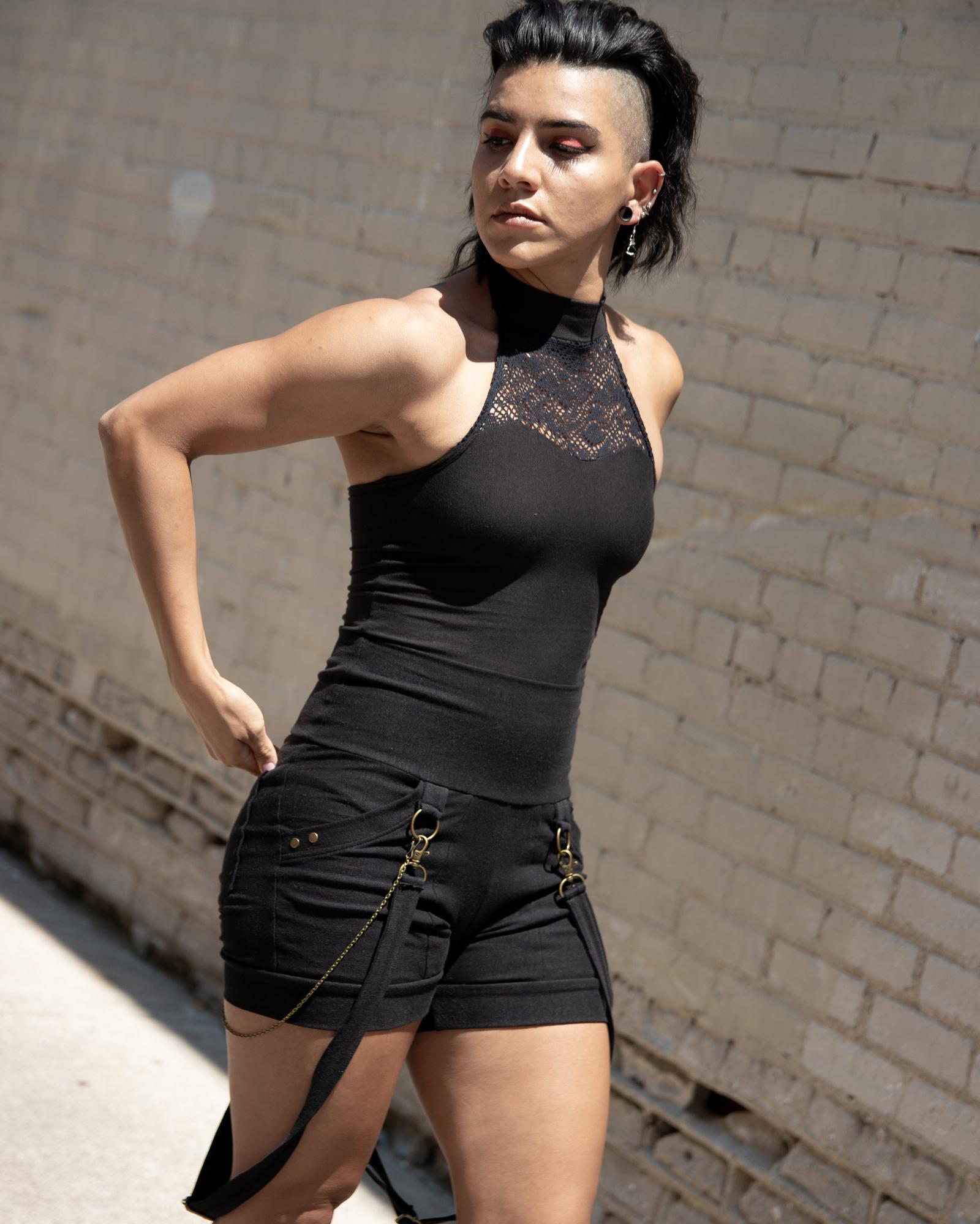 Suspender Shorts 2.0