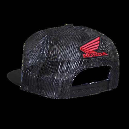 PENRITE HONDA RACING FLEXFIT TECH TRUCKER CAP