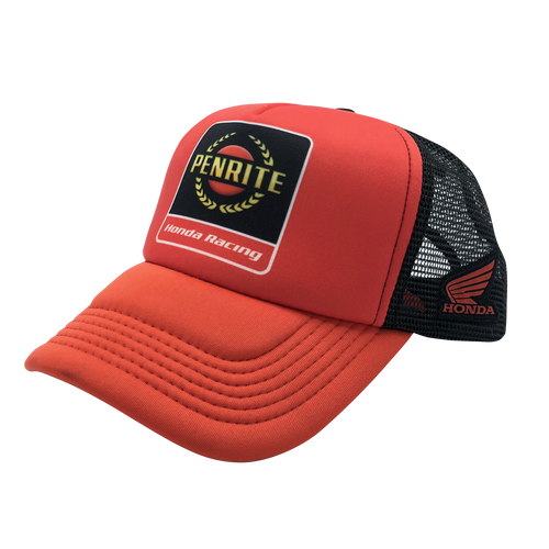 HONDA RACING FOAM TRUCKER CAP
