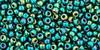 Toho Seed Beads 11/0 Rounds #204 Higher Metallic June Bug 20 gram