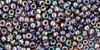 Toho Seed Bead 11/0 Round #222 Transparent Rainbow Amethyst 50 gr