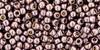 Toho Seed Bead 11/0 Round #358 Permanent Finish Galvanized Lilac 20g