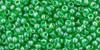 Toho Seed Beads 11/0 Round #220 Transparent Lustered Peridot 20g