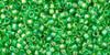 Toho Seed Beads #1 Treasure #167 Transparent Rainbow Peridot 100g