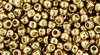 Toho Bead 8/0 #221 'Permanent Finish Galvanized Golden Fleece' 20 gram