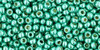 Toho Seed Beads 11/0 #76 Permanent Finish Galvanized Green Teal 250g