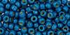 Toho Beads 8/0 #231 Perm Finish Matte Turkish Blue 20g