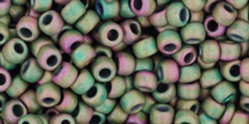 TOHO Seed Beads 8/0 Rounds #26 Matte-Color Cassiopeia 50 gram pk