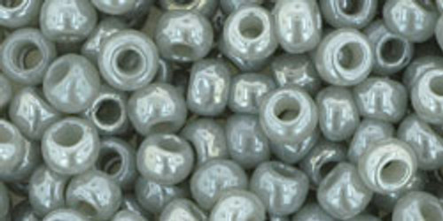 TOHO Seed Beads 6/0 Rounds Ceylon Smoke