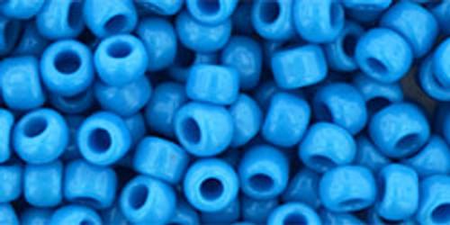 TOHO Bulk Beads 6/0 Round #15 Opaque Cornflower 250g Factory Pak