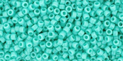 Toho Seed Beads 15/0 Round #7 Opaque Turquoise 100 gram