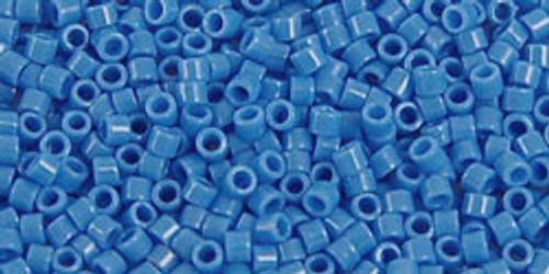 Toho Seed Beads #1 Treasure #43D Opaque Cornflower 100 gram pack