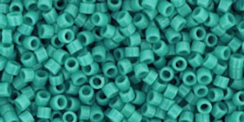 Toho Seed Beads #1 Treasure #55 Opaque Turquoise 10 gram