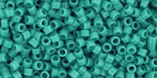 Toho Seed Beads #1 Treasure Opaque Turquoise 10 gram