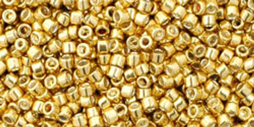 Toho Seed Beads #1 Treasure #557 Galvanized Starlight 10 gram