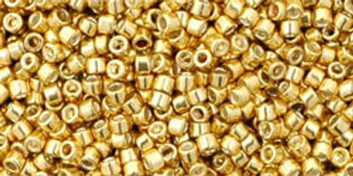 Toho Seed Beads #1 Treasure #557 Galvanized Starlight 100 gram