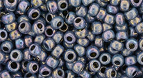 Toho Seed Bead 8/0 Round #198 Hybrid Oxidized Bronze 20 gram pack