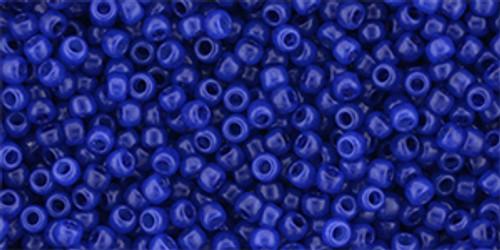 Toho Seed Beads 11/0 #438 Milky Riverside 50 gram
