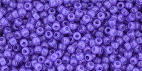 Toho Seed Beads 11/0 #446 Milky Bodacious 50 grams