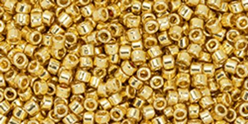 Toho Beads #1 Treasure Perm Fin Galvanized Starlight 10g