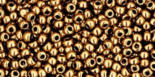 Toho Seed Beads 11/0 Rounds Bronze