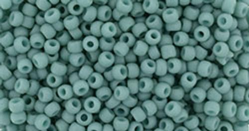 Toho Seed Beads 11/0 #453 Semi Glazed Turquoise 50g
