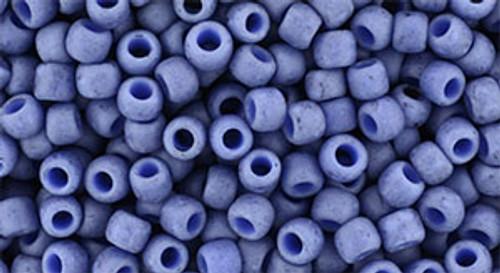 Toho Seed Beads 8/0 #239 Semi Glazed Soft Blue 250g