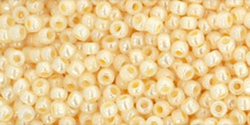 Toho Seed Beads 11/0 Rounds #289 Ceylon Rice Pudding 250 Grams